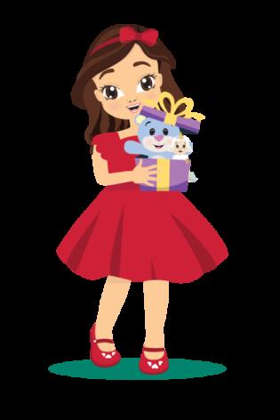 Lona i poklon Dječji Grad